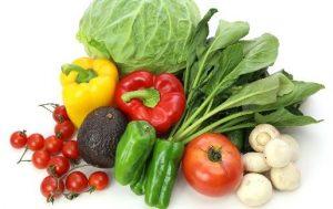色々な健康野菜