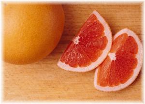 グレープフルーツのルビー