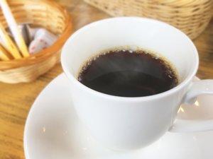 おいしそうなコーヒー