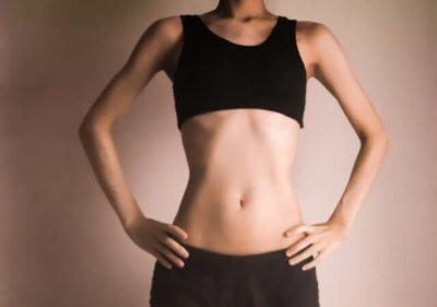 痩せすぎの女性