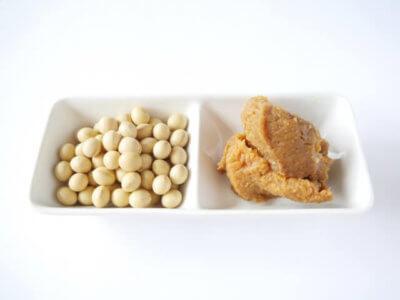 味噌や大豆など日本のスーパーフードに関連するもの
